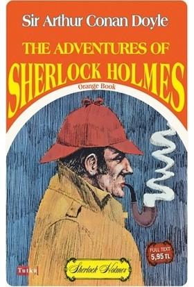 The Adventures Of Sherlock Holmes - Orange Book