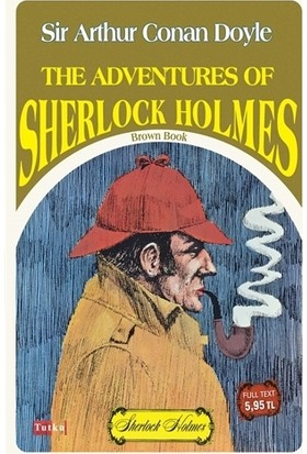 The Adventures Of Sherlock Holmes - Brown Book