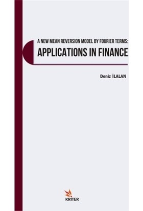 A New Mean Reversion Model By Fourier Terms: Applications In Finance