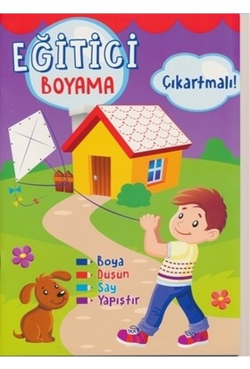 Net çocuk Yayınları çocuklar Için Boyama Kitapları Hepsiburadacom