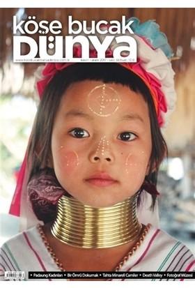 Köşe Bucak Dünya Dergisi Sayı: 34 Kasım - Aralık 2017
