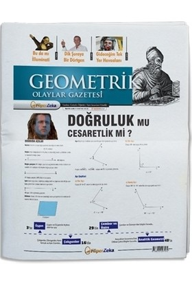 Geometrik Olaylar Gazetesi
