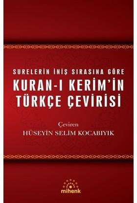 Kuran-ı Kerim'in Türkçe Çevirisi