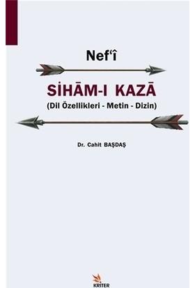Nefʿi Siham-ı Kaza