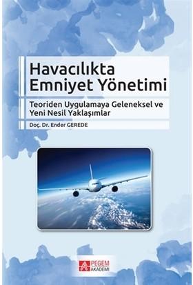 Havacılıkta Emniyet Yönetimi