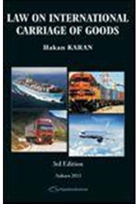 Law On International Carriage Of Goods - 3rd Edition