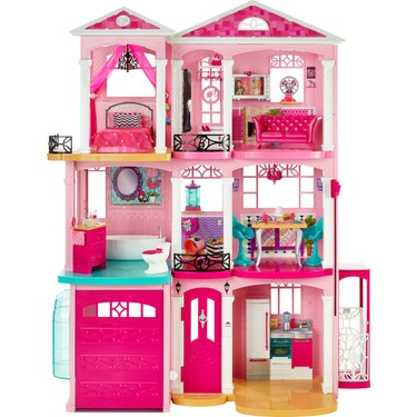 barbie dreamhouse ruya evi