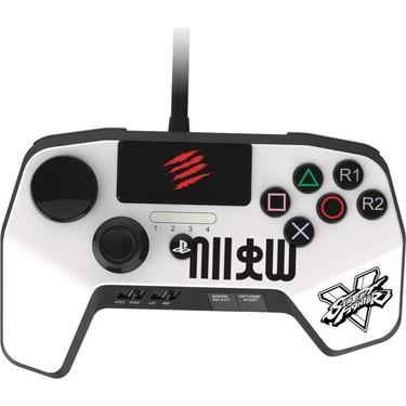 Mad Catz Street Fighter V Fightpad Pro Ps4 Ps3 Pc Uyumlu Fiyatı