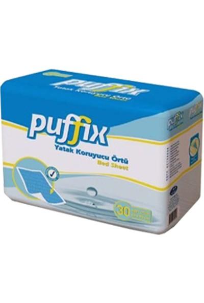Puffix 60x90 Cm Yatak Koruyucu Örtü 30'lu