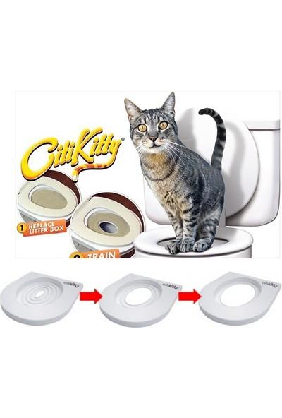 Citikitty Kedi Klozet Eğitim Aparatı