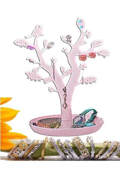 Wildlebend Takı ve Aksesuar Organizer Takı Ağacı