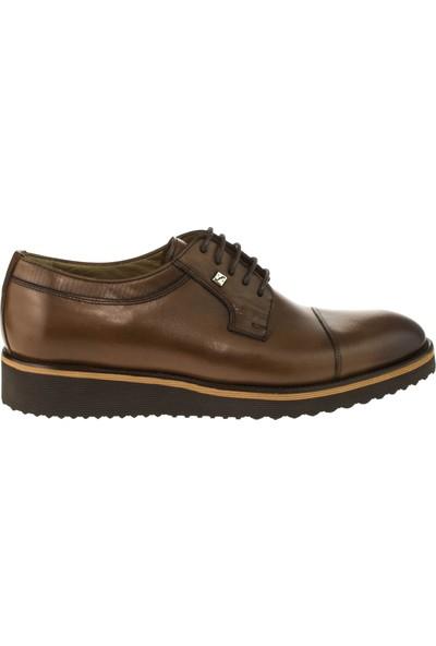 Fosco 8015 Bağli Klasik Taba Erkek Ayakkabı