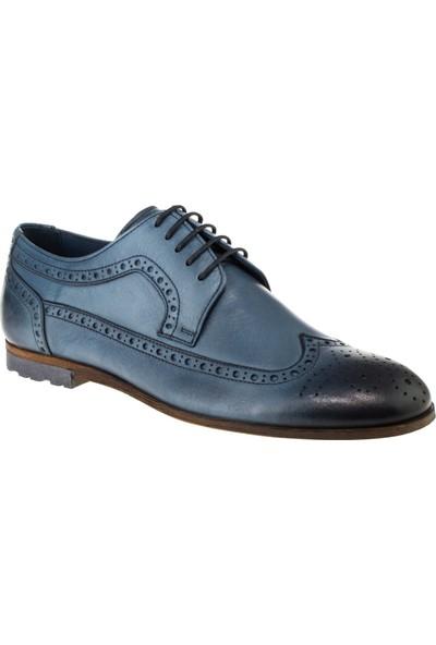 Greyder 61331 Klasik Mavi Erkek Ayakkabı