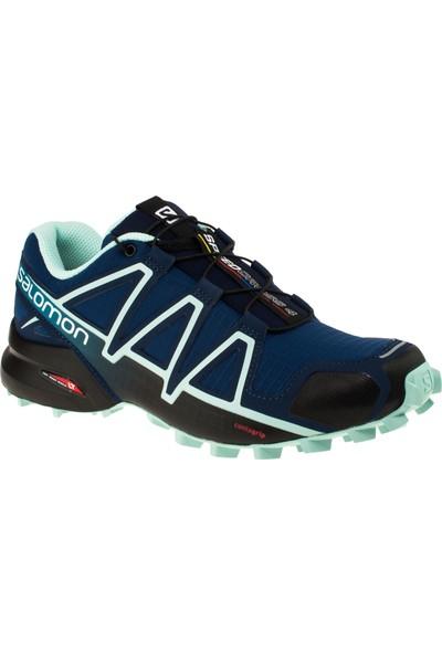 Salomon 394664 Speedcross 4 W Lacivert Ayakkabı