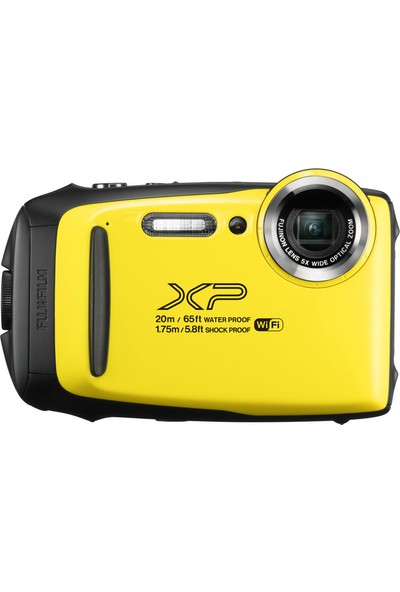 Fujifilm Finepix Xp130 Su Altı Fotoğraf Makinesi
