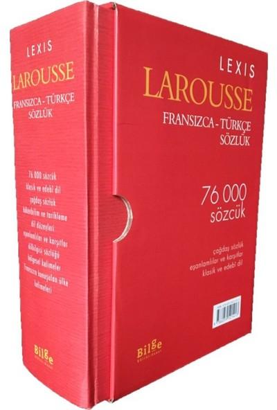 Lexıs Larousse-Fransızca Türkçe Sözlük - Larousse