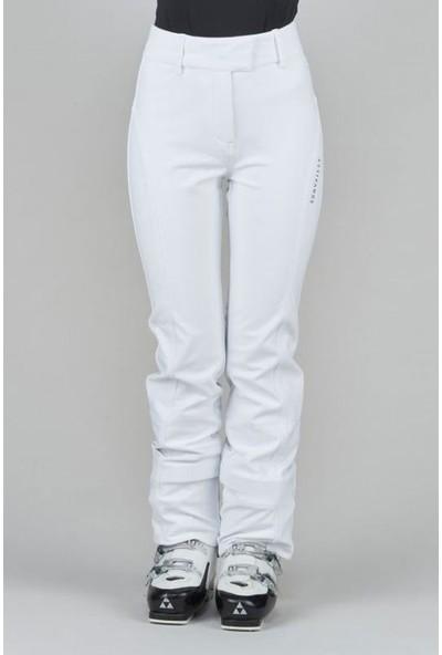 Sun Valley Dutton Kadın Kayak Pantolonu Beyaz
