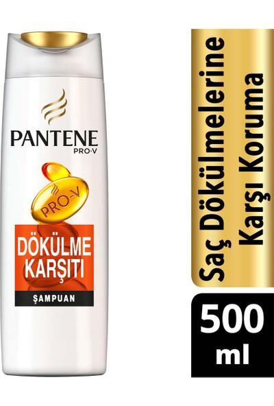 Pantene Saç Dökülmelerine Karşı Etkili 500 ml Şampuan