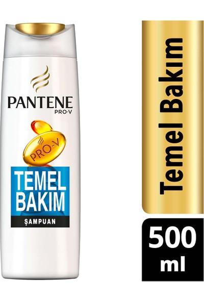 Pantene Temel Bakım 500 ml Şampuan