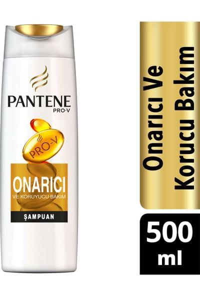 Pantene Onarıcı ve Koruyucu Bakım 500 ml Şampuan