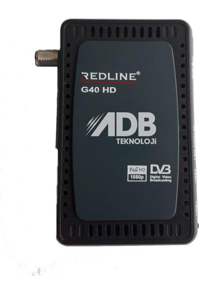 Redline G40 HD Uydu Alıcısı