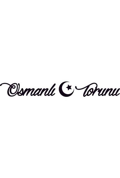 Smoke Osmanlı Torunu Sticker