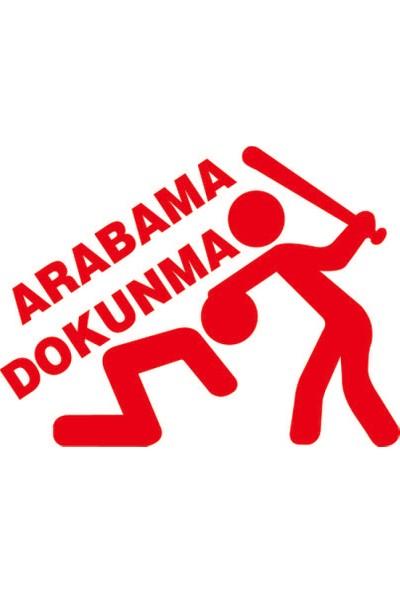 Smoke Arabama Dokunma Sticker
