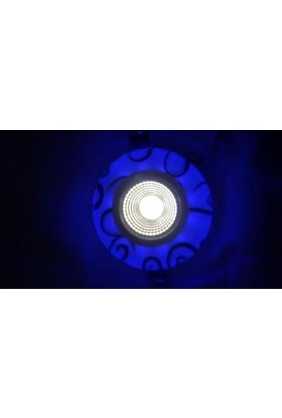 Odalight Dekoratif 5W Rgb Cob Led Armatür