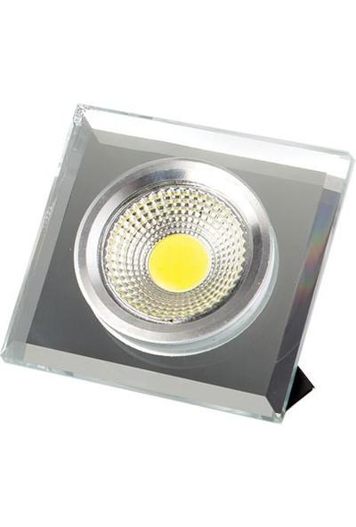 Odalight Dekoratif 5W Cob Led Armatür Beyaz Işık