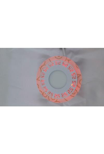 Odalight Dekoratif Rgb Kumandalı 5W Cob Led Armatür