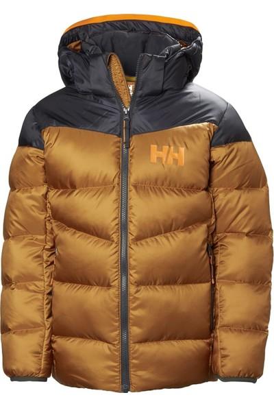 Helly Hansen HH Jr Isfjord Down Mix Jacket Ceket