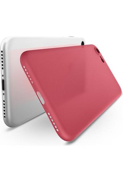 Spigen Apple iPhone 7 Kılıf Air Skin (0.3 mm) Red - 042CS21722