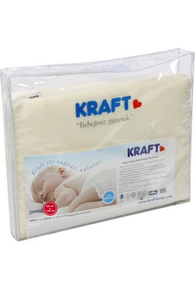 Kraft Yataş Pamuk Oyun Parkı Yatağı 60x120cm