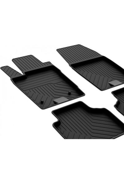 S-Dizayn S-Dizayn Ford Courier 4D Havuzlu Paspas Siyah A+Kalite