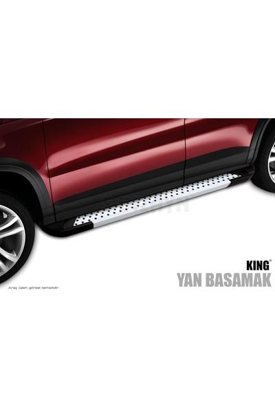 S-Dizayn Ford Transit Uzun Yan Basamak King 2006-2014