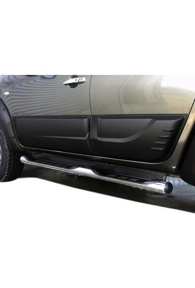 S-Dizayn Mitsubishi L200 Kapı Koruma Ve Çamurluk Kaplaması Dodik Seti Abs Plastik 2015 Üzeri
