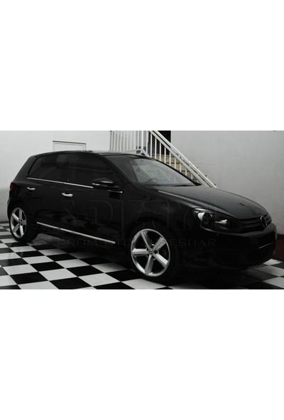 S-Dizayn VW Golf 6 Kapı Koruma Çıtası Krom 2010-2013