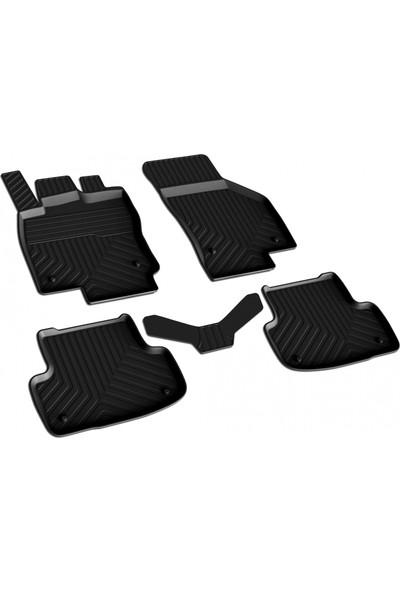 S-Dizayn S-Dizayn VW Golf 7 4D Havuzlu Paspas 2013 ve Üzeri A+Kalite