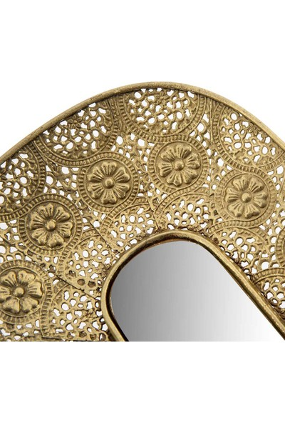 Vitale Lux Bronz Telkari Dekoratif Mumluk