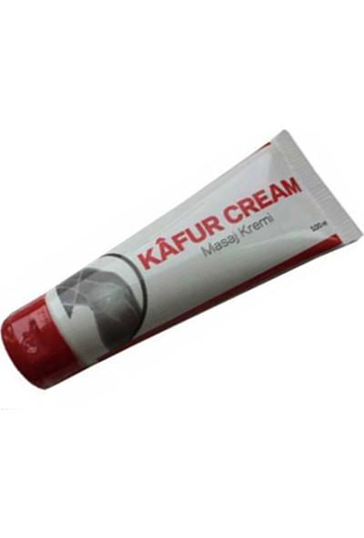 Kafur Cream Bandrollü Firmasından Orjinal Ürün Kafur Masaj Kremi Vücut Ağrı Cream 100Ml