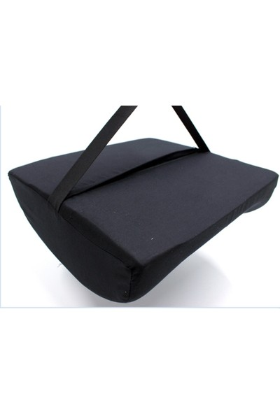 Softlife Ortopedik Bel Sırt Araba Ofis Bel Yastığı Sırt Destek Minderi Taşıma Çantalı