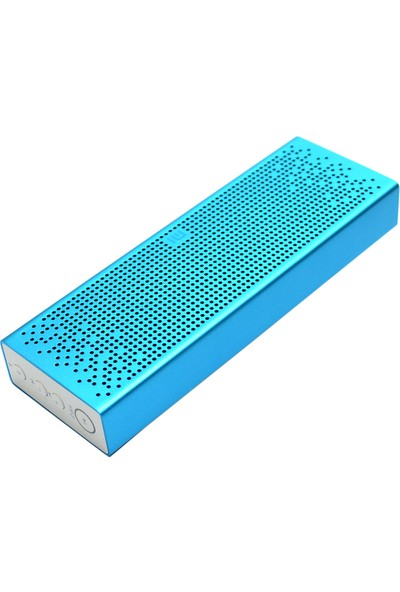 Xiaomi Bluetooth Hoparlör Mavi (Aux ve Bluetooth Destekli)