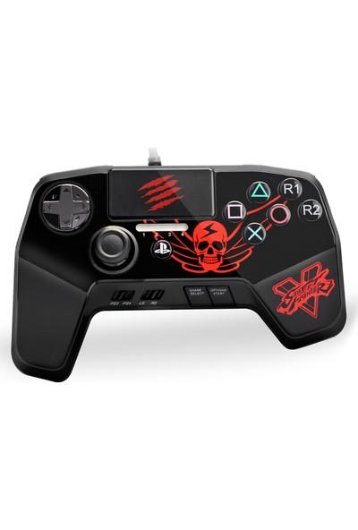 Mad Catz Street Fighter V Fightpad Pro Ps4 Ps3 Pc Uyumlu Controller Dövüş Oyun Kolu