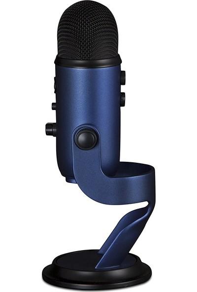 Blue Yeti Usb Microphone Midnight Blue Mikrofon