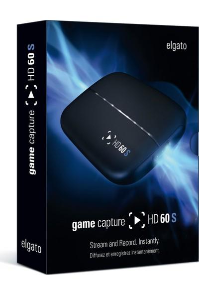 Elgato Game Capture Hd60S Vide Ve Oyun Yakalama Kayıt Kartı