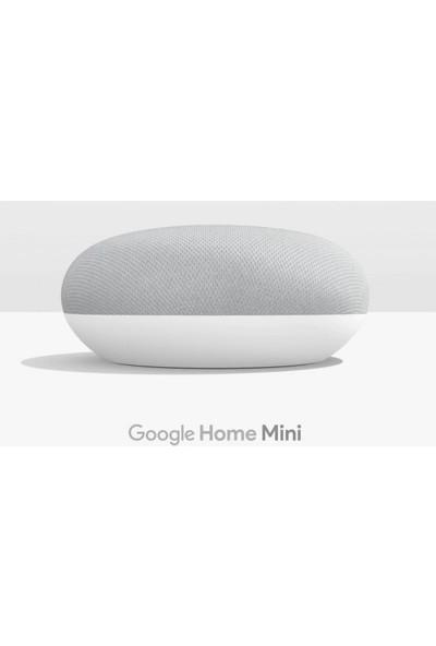 Google Home Mini Akıllı Asistan Hoparlör