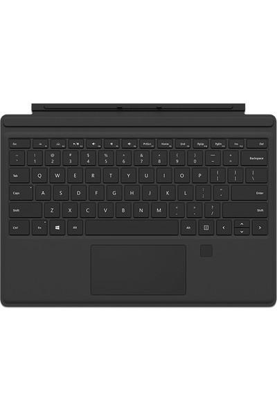 Microsoft Surface Pro 4 Type Cover Siyah Klavye