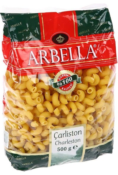 Arbella Makarna Çarliston 500 gr