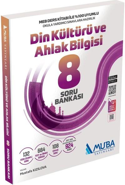 Muba Yayınları 8.Sınıf Din Kültürü Ve Ahlak Bilgisi Soru Bankası