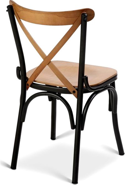 Sandalye Keyfi Metal Thonet Sandalye